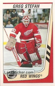 Creg Stefan (Detroit Red Wings)