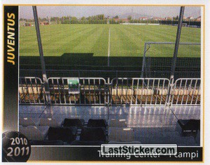 Training Center - I campi (Juventus Places)