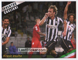 Krasic esulta (Gallery 2010-2011)