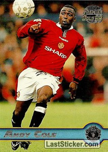 Andy Cole (Manchester United)