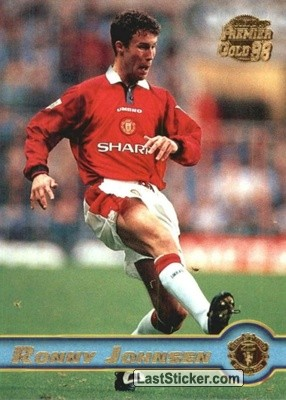 Ronny Johnsen (Manchester United)