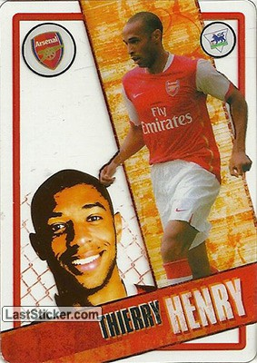 Thierry Henry (Arsenal)