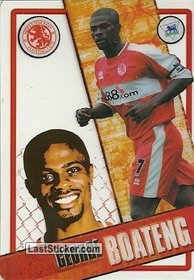 George Boateng (Middlesbrough)