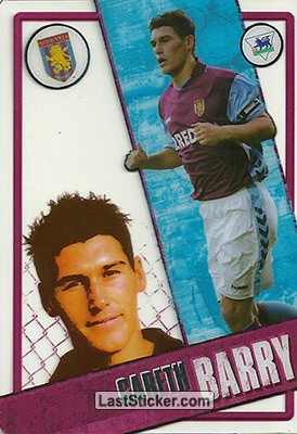 Gareth Barry (Aston Villa)