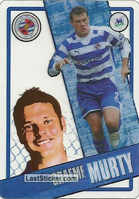 Graeme Murty (Reading)