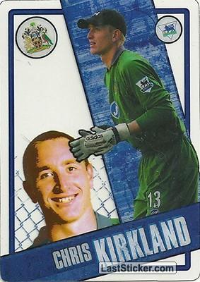 Chris Kirkland (Wigan)