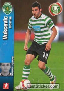 Vukcevic (Sporting)