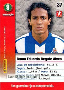 Bruno Alves (Porto) - Back