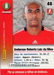 Luisao (Benfica) - Back