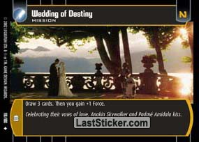 Wedding of Destiny (Mission)