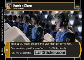 Hatch a Clone (Mission)