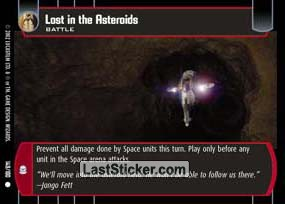 Lost in the Asteroids (Battle)