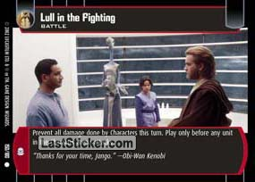 Lull in the Fighting (Battle)