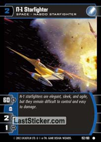 N-1 Starfighter (Space)