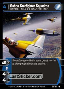 Naboo Starfighter Squadron (Space)