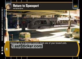 Return to Spaceport (Mission)