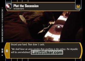 Plot the Secession (Mission)