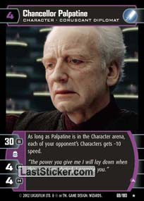 Chancellor Palpatine (A) (Character)