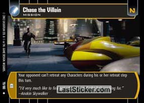 Chase the Villain (Mission)