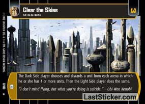 Clear the Skies (Mission)