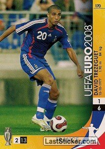 David Trezeguet (Forwards)