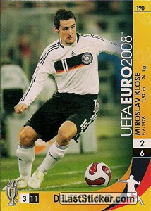 Miroslav Klose (Forwards)