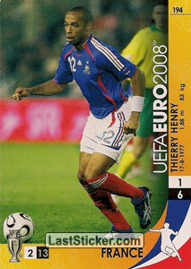 Thierry Henry (Forwards)