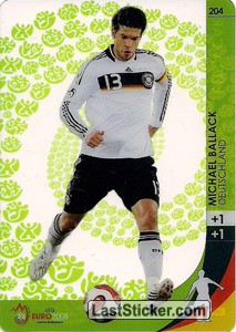 Michael Ballack (Ultra cards)
