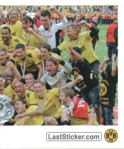 Meister 2010/2011 (Extrasticker, Puzzle) (Big Moments)