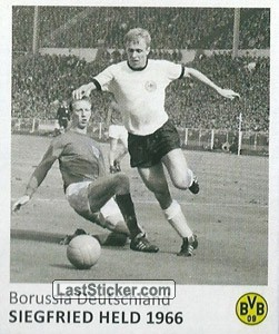 Siegfried Held 1966 (Borussia Deutschland)