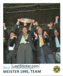 Meister 1995, Team (Best of Bundesliga)