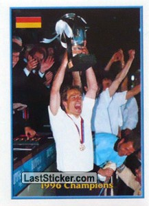 Germany - 1996 Champions (EURO 96 Revisited)