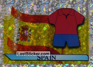 Flag and Kit (Spain)
