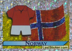 Flag and Kit (Norway)