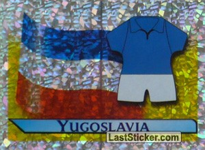 Flag and Kit (Yugoslavia)