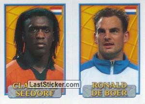 Seedorf/R.De Boer (a/b) (Holland)