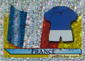 Flag and Kit (France)