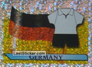 Flag and Kit (Germany)