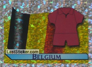 Flag and Kit (Belgium)