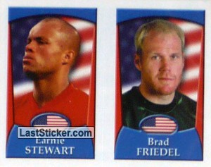 Stewart/Friedel (a/b) (USA)