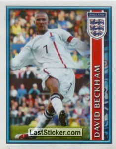 David Beckham (The England Squad)