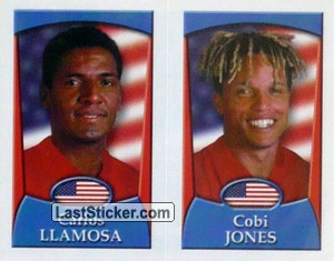 Llamosa/Jones (a/b) (USA)