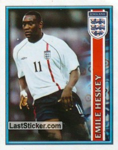 Emile Heskey (The England Squad)