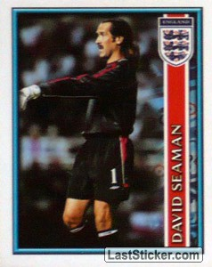 David Seaman (The England Squad)