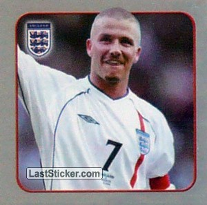 "David Beckham (Poster ""Tournament Tracker"")"