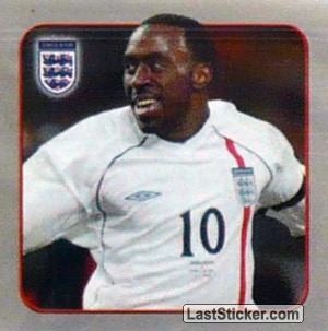 "Darius Vassell (Poster ""Tournament Tracker"")"