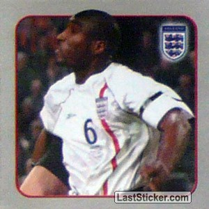 "Sol Campbell (Poster ""Tournament Tracker"")"