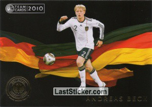 Andreas Beck (Action-Cards)