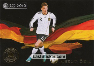 Mesut Ozil (Action-Cards)