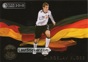 Miroslav Klose (Action-Cards)
